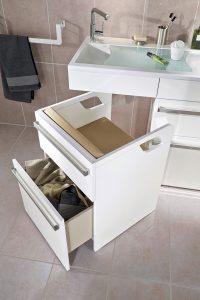 Meuble de salle de bain Vita Confort - Testé et Approuvé par les Seniors - AFNOR Certification