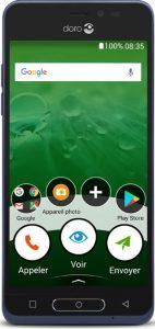 Smartphone Doro 8035